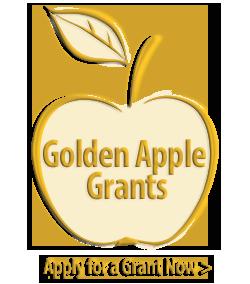 Apply for a Golden Apple Grant