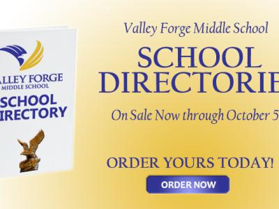 Order your school directory